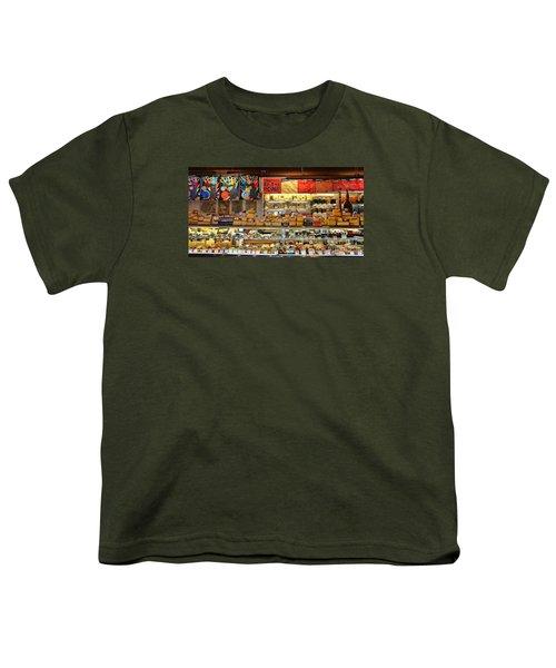Zingermans Deli Ann Arbor  5046 Youth T-Shirt by Jack Schultz
