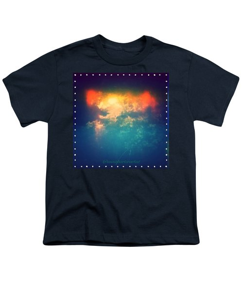 Darkest Before The Dawn Iv Youth T-Shirt by Anna Porter