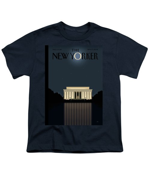 New Yorker November 17th, 2008 Youth T-Shirt