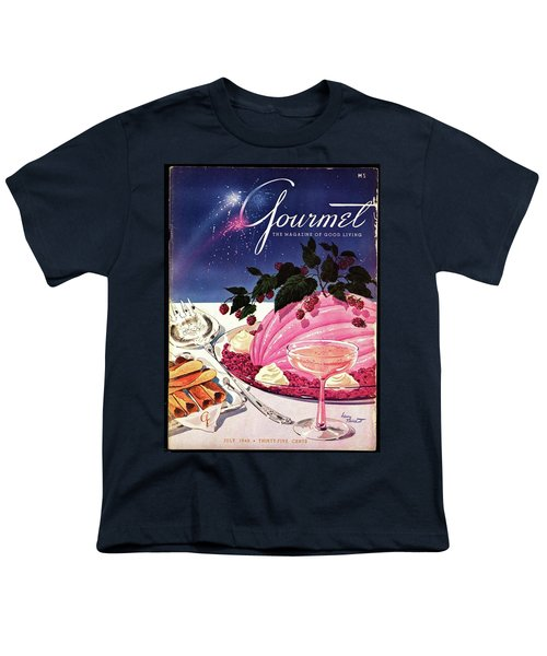 A Gourmet Cover Of Mousse Youth T-Shirt
