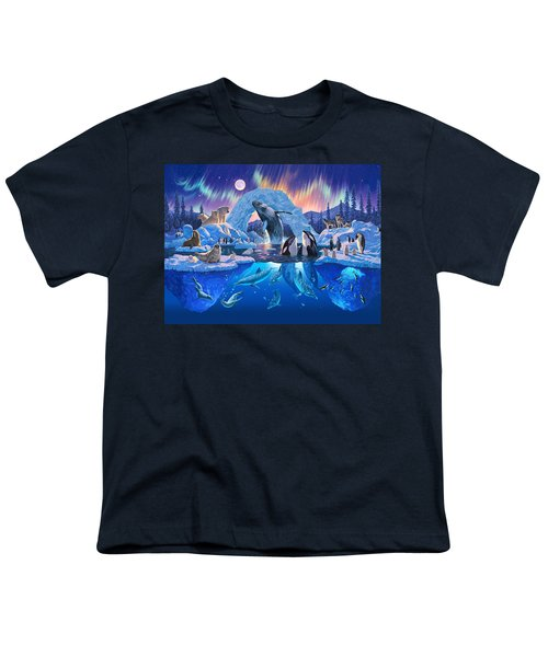 Arctic Harmony Youth T-Shirt