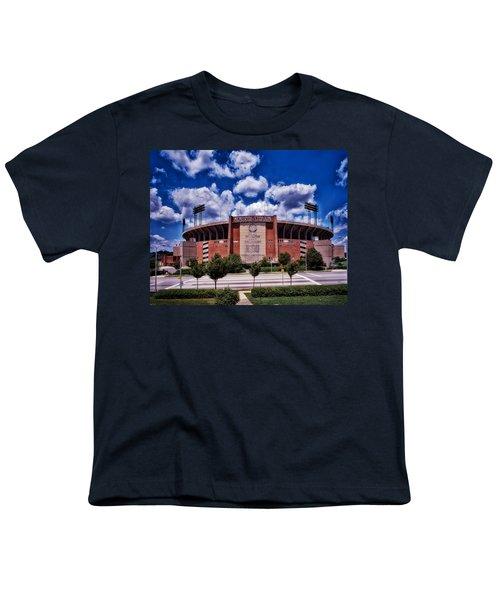 Baltimore Memorial Stadium 1960s Youth T-Shirt