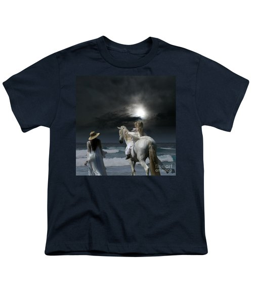 Beneath The Illusion In Colour Youth T-Shirt by Sharon Mau