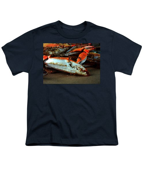 Big Crab Claw Youth T-Shirt