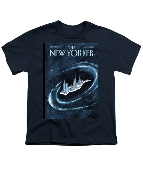 Center Of The Universe Youth T-Shirt