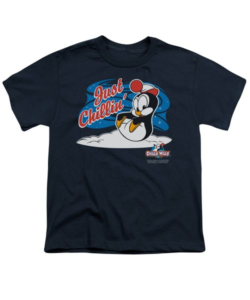 Chilly Willy - Just Chillin Youth T-Shirt