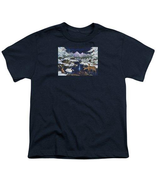 Christmas Wonder Youth T-Shirt