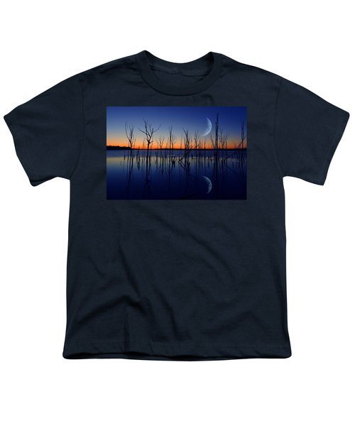 The Crescent Moon Youth T-Shirt