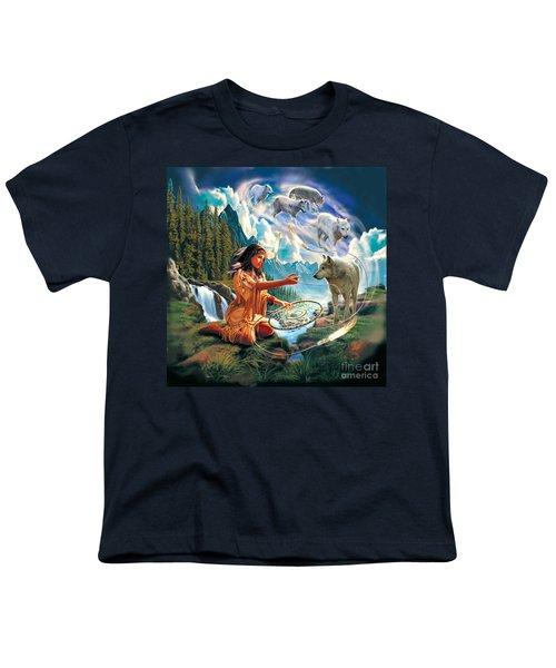 Dreamcatcher 3 Youth T-Shirt