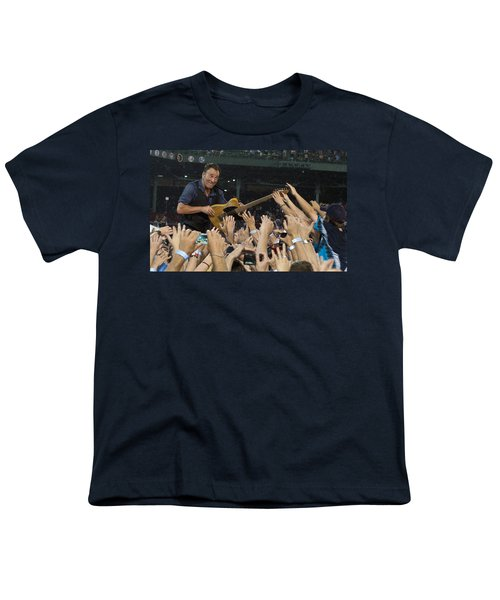 Frenzy At Fenway Youth T-Shirt