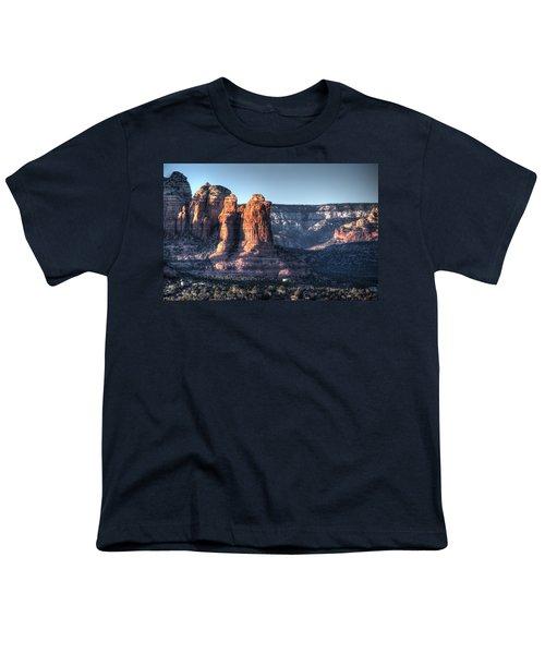 Golden Buttes Youth T-Shirt by Lynn Geoffroy