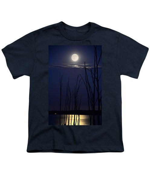 July 2014 Super Moon Youth T-Shirt