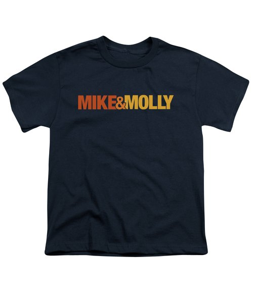 Mike And Molly - Logo Youth T-Shirt