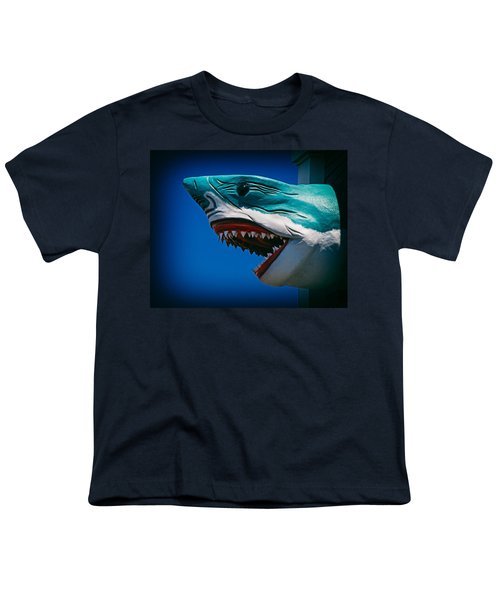 Ocean City Shark Attack Youth T-Shirt