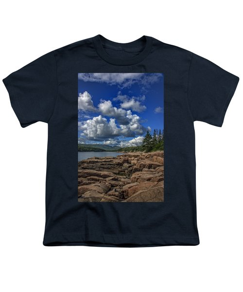 Otter Point Afternoon Youth T-Shirt
