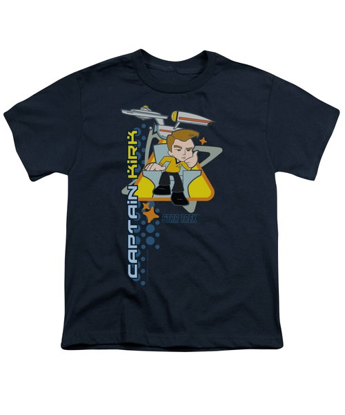 Quogs - Captain's Chair Youth T-Shirt