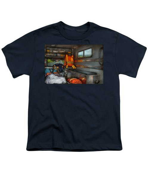 Rescue - Emergency Squad  Youth T-Shirt