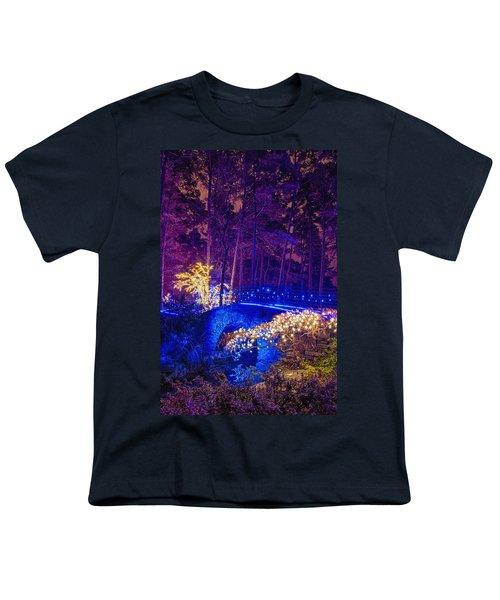 Stone Bridge - Full Height Youth T-Shirt