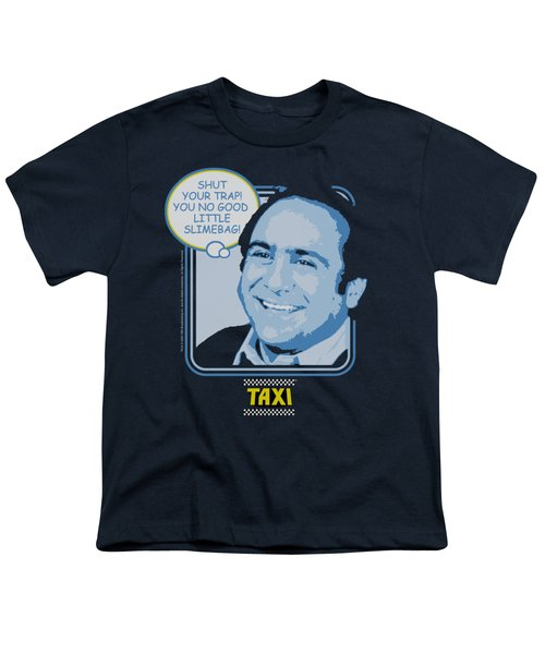 Taxi - Shut Your Trap Youth T-Shirt