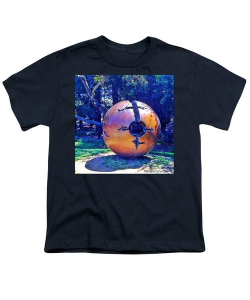 Uc Berkeley Orb For The Youth T-Shirt