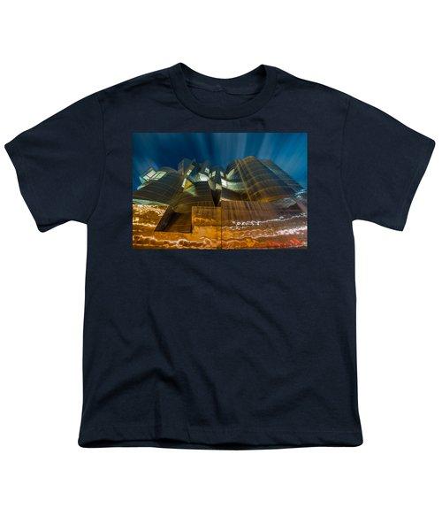 Weisman Art Museum Youth T-Shirt by Mark Goodman