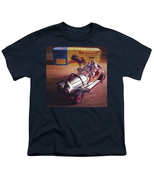 Chitty Chitty Bang Bang Corgi Toy Youth T-Shirt
