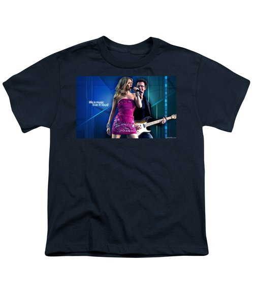 Celine Dion Youth T-Shirt