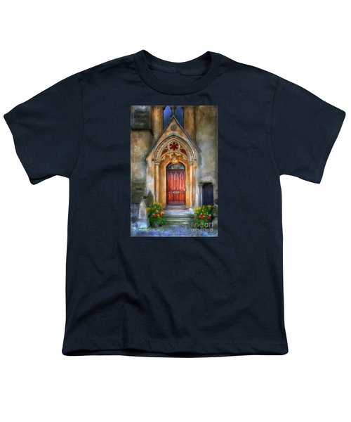 Evensong Youth T-Shirt by Lois Bryan