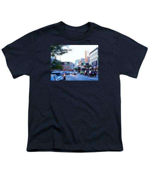 125th Street Harlem Nyc Youth T-Shirt