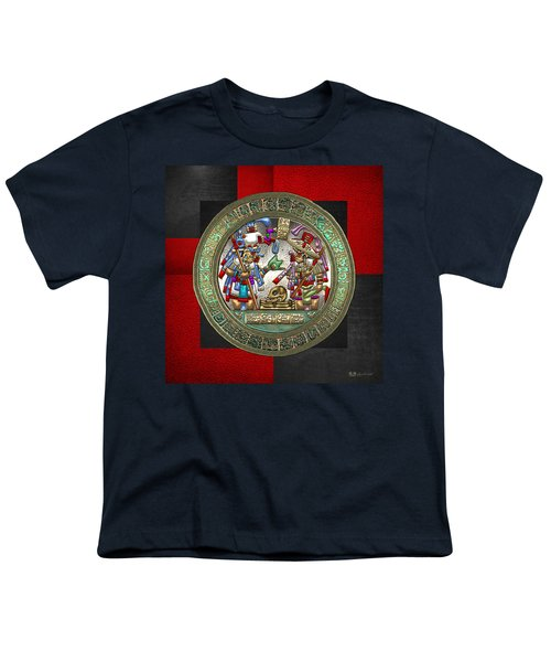 Altar 5 From Tikal Youth T-Shirt