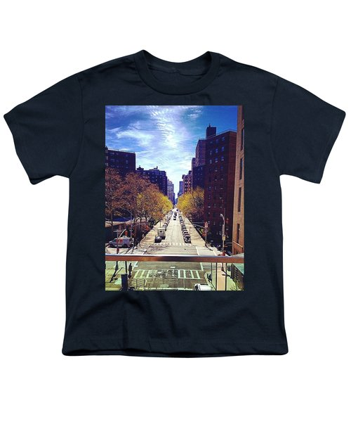 Highline Park Youth T-Shirt by Mckenzie Weldon