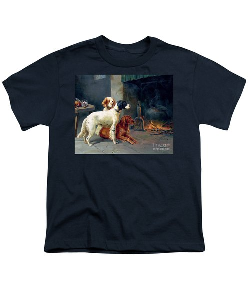 By The Fire Youth T-Shirt