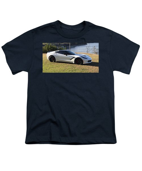 Chevrolet Corvette Stingray Youth T-Shirt