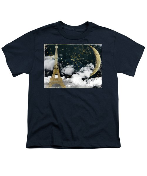 Cloud Cities Paris Youth T-Shirt