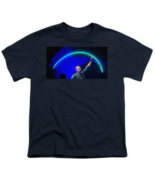 Coldplay3 Youth T-Shirt by Rafa Rivas