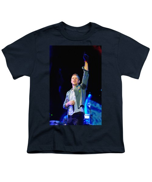 Coldplay8 Youth T-Shirt
