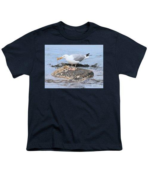 Crab Legs Youth T-Shirt