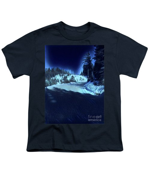Cypress Bowl, W. Vancouver, Canada Youth T-Shirt