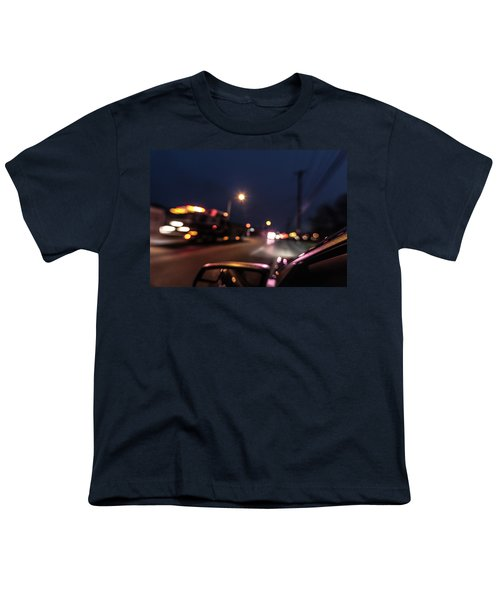 Youth T-Shirt featuring the photograph First Responders by Randy Scherkenbach