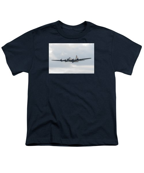 Flying Fortress Sally B Youth T-Shirt