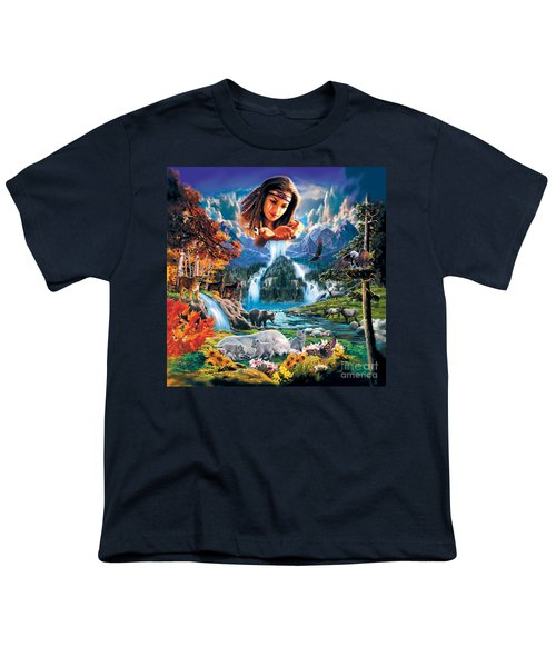 Four Seasons Youth T-Shirt