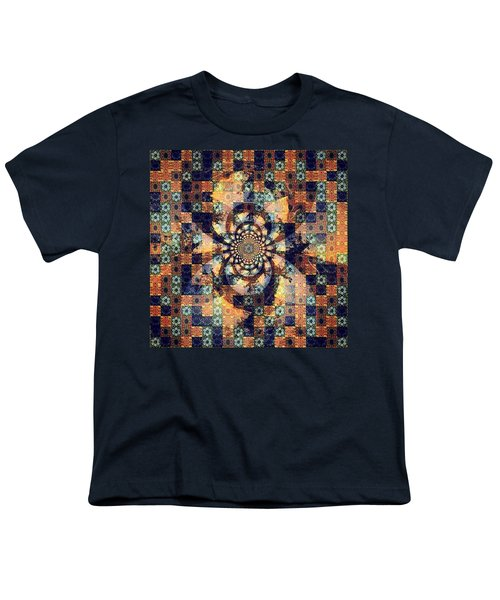 Fractals Within Fractals Within Youth T-Shirt
