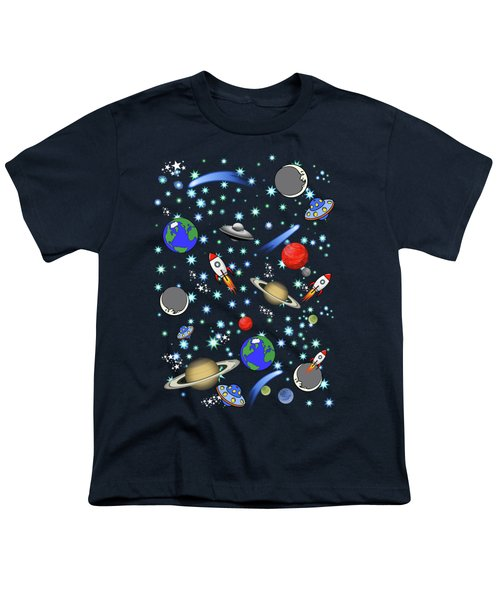 Galaxy Universe Youth T-Shirt