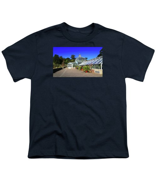 Glasshouse Entrance Youth T-Shirt