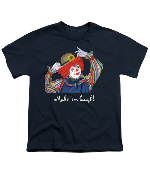 Happy Clown Youth T-Shirt
