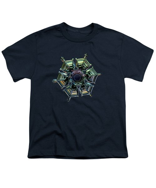 Ice Relief, Black Version Youth T-Shirt