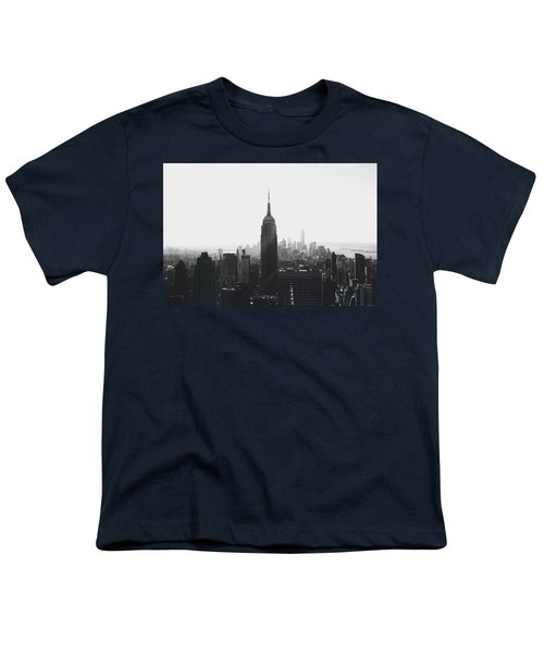 I'll Take Manhattan  Youth T-Shirt by J Montrice