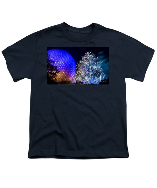 Illuminations Reflections Of Earth Youth T-Shirt