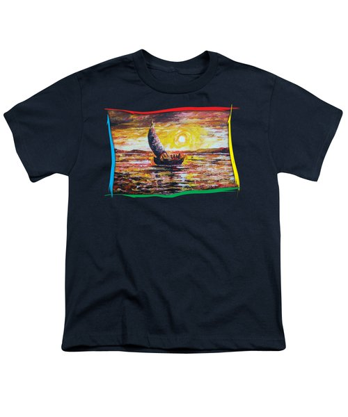 Island Sunset Youth T-Shirt