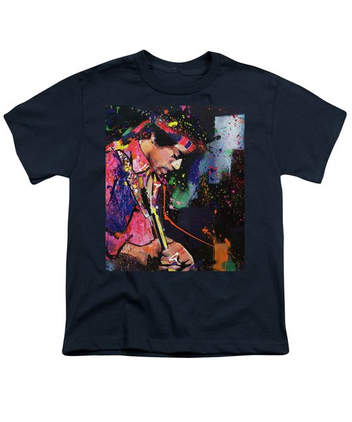Jimi Hendrix II Youth T-Shirt